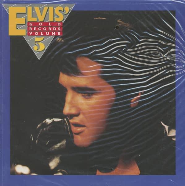 Elvis' Gold Records, Vol.5 (LP, 180g Vinyl)