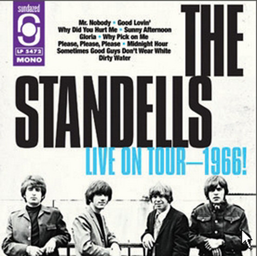Live On Tour - 1966! (180 gram vinyl)
