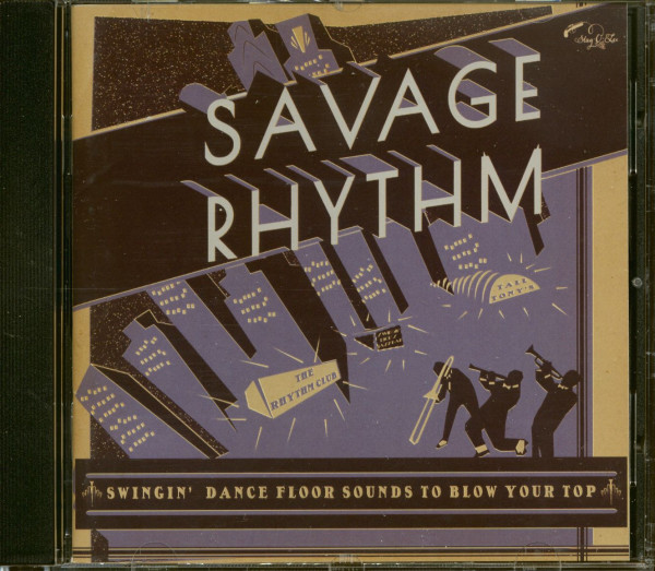 Savage Rhythm (CD)
