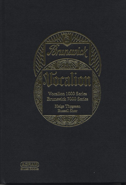 Vocalion 1000 & Brunswick 7000 Series