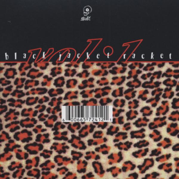 Black Jacket Racket (1998 Sampler)