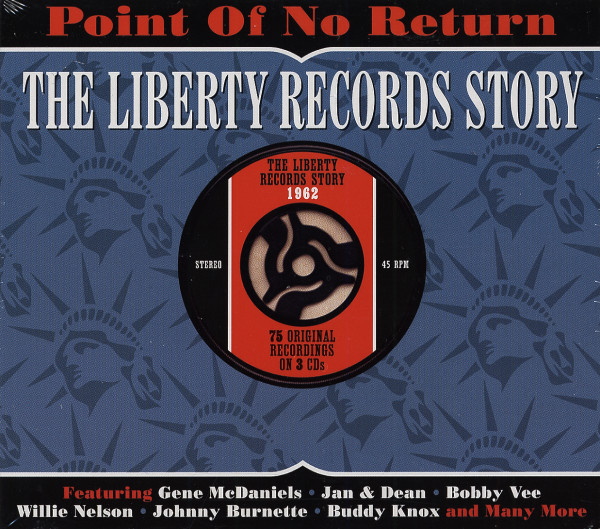 Point Of No Return - Liberty Records Story (3-CD)
