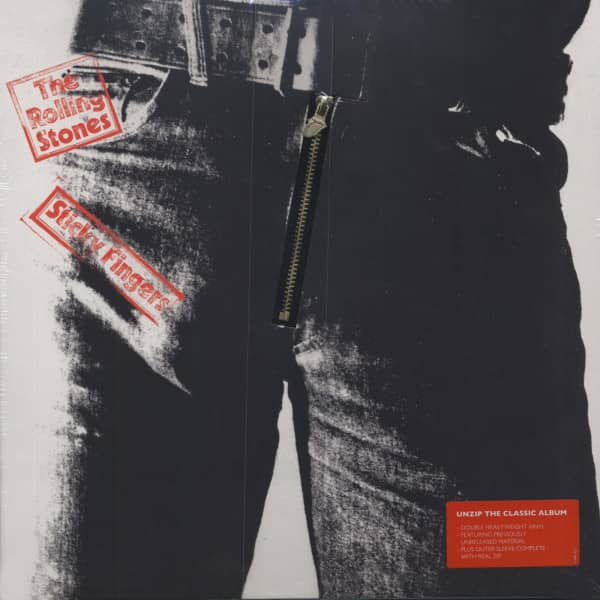 Sticky Fingers (2-LP 180g)