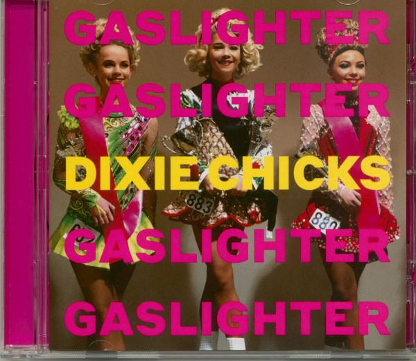 Gaslighter (CD)