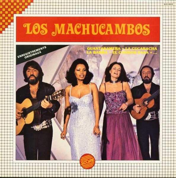 Los Machucambos (LP)