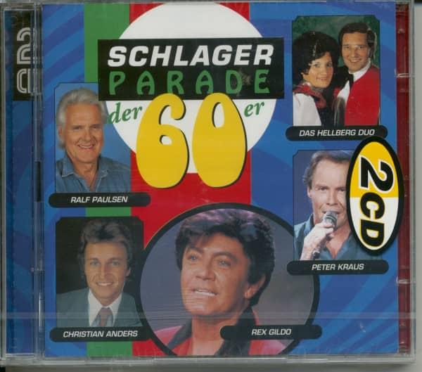 Vol.2, Schlagerparade der 60er 2-CD