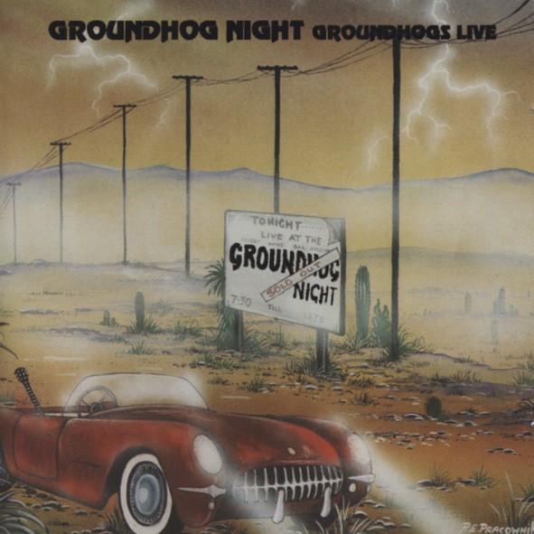 Groundhog Night (2-CD)