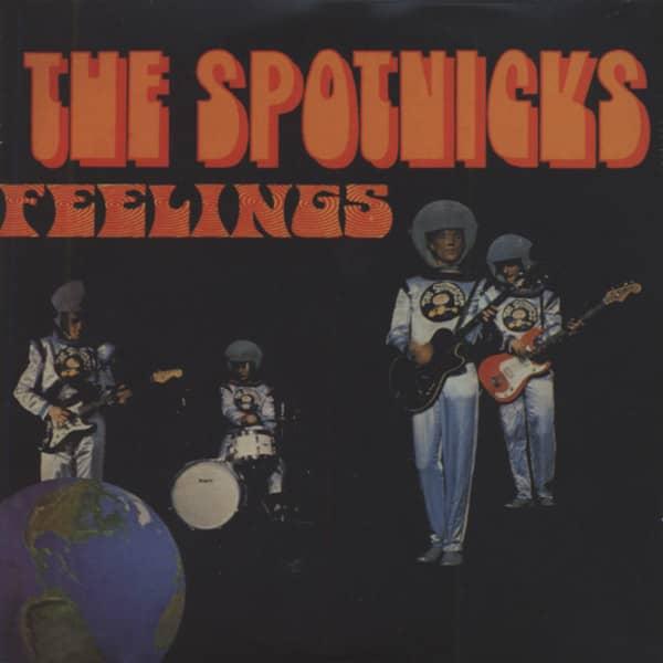 Feelings (1976) Papersleeve