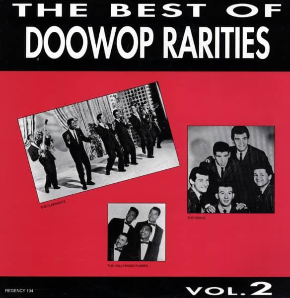 Best Of Doo-Wop Rarities Vol.2