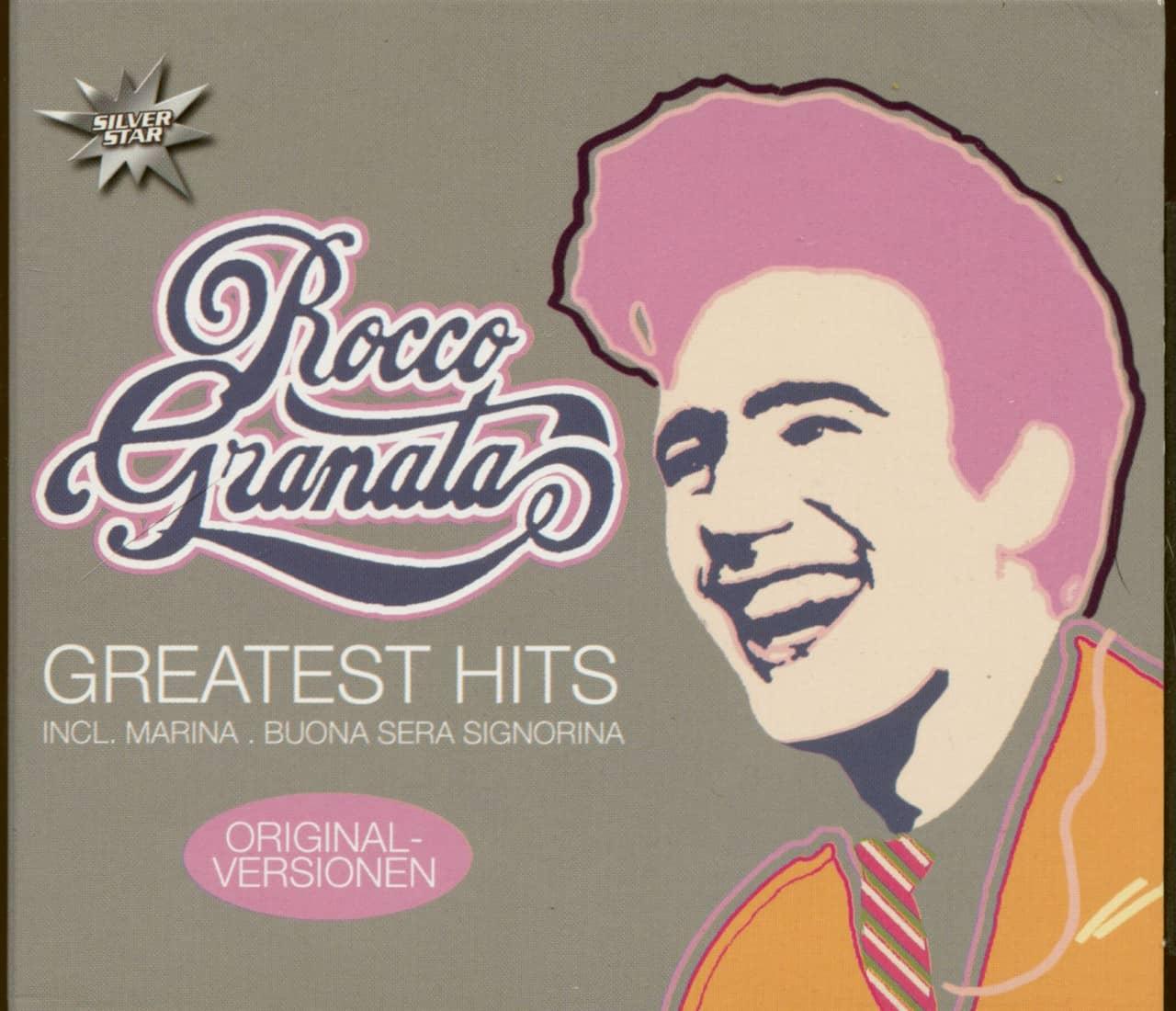 Rocco Granata - Greatest Hits (CD)