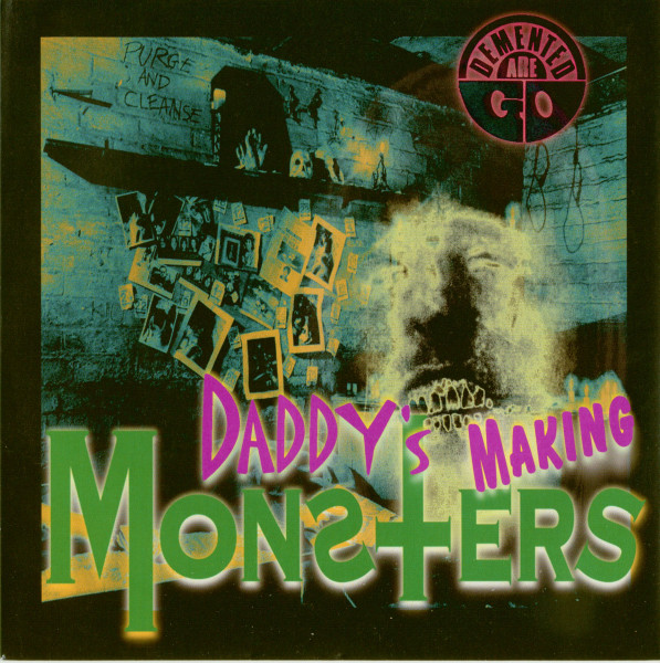 Daddy's Making Monsters (Limited edition, EP, 45rpm, SC)
