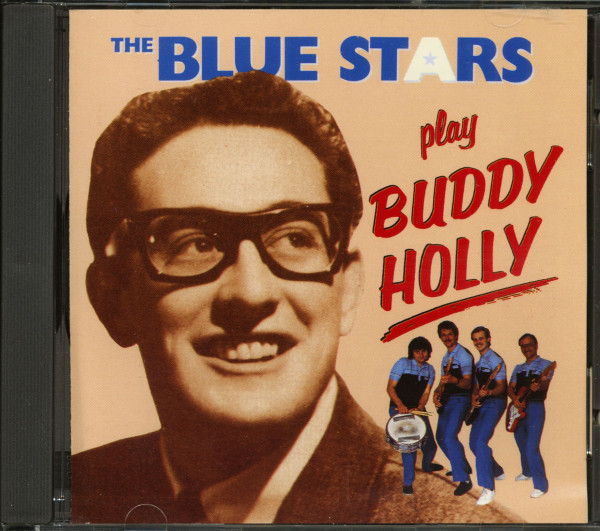 The Blue Stars Play Buddy Holly (CD)