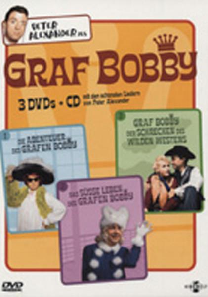 Graf Bobby Edition (3-DVD&Bonus CD)