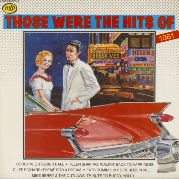 Those Were The Hits Of 1961 (LP)