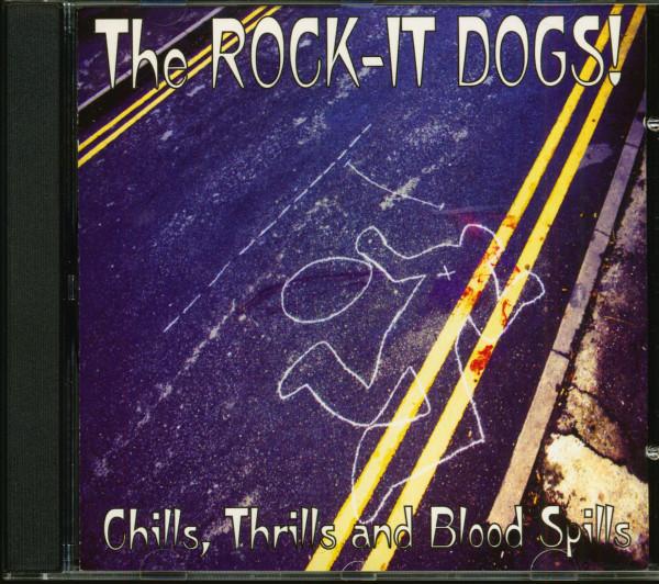 Chills, Thrills And Blood Spills (CD)