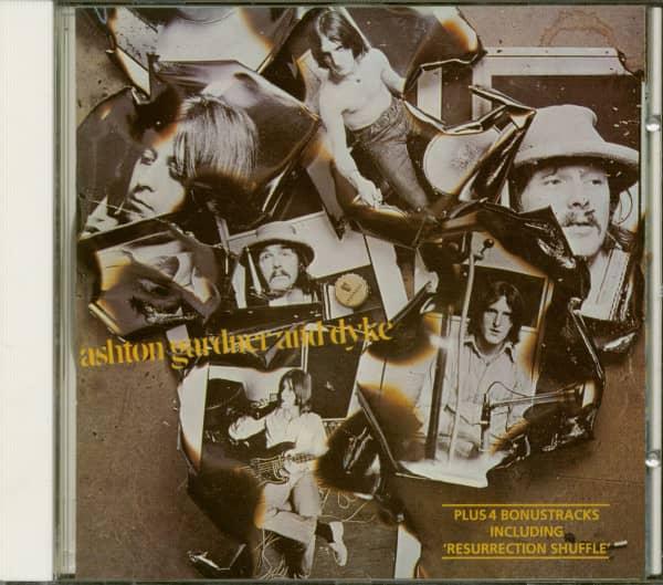 Ashton, Gardner & Dyke (CD)