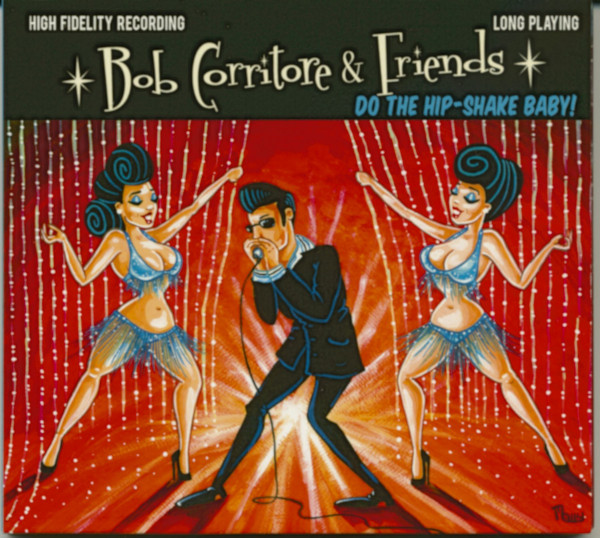 Do The Hip-shake Baby (CD)