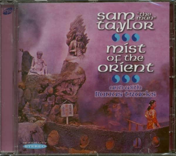 Mist Of The Orient (CD)