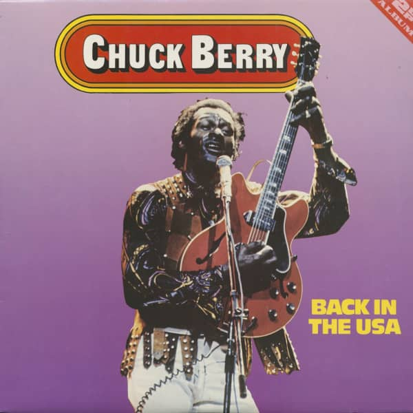 Back In The USA (2-LP)