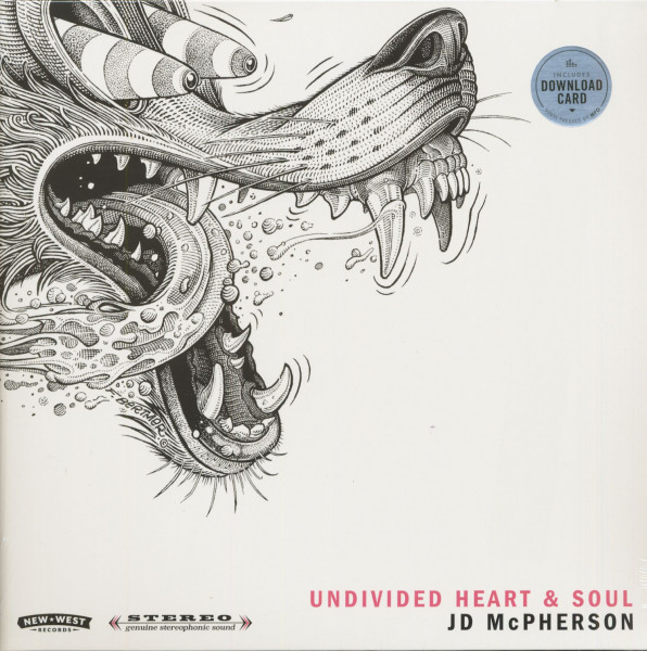 Undivided Heart & Soul (LP)