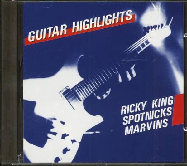 Guitar Highlights (CD)