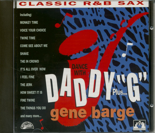 Dance With Daddy 'G' - Plus... (CD)