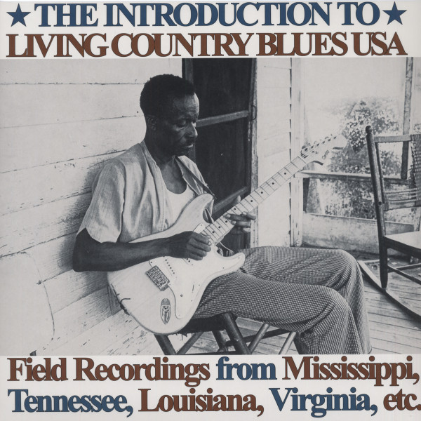 Introduction To Living Country Blues USA (2-LP)