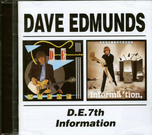 D.E. 7th - Information (CD)