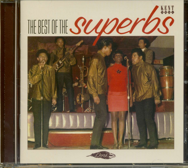 The Very Best Of The Superbs (CD)
