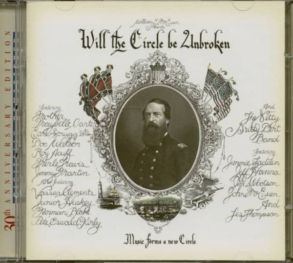 Will The Circle Be Unbroken (2-CD)