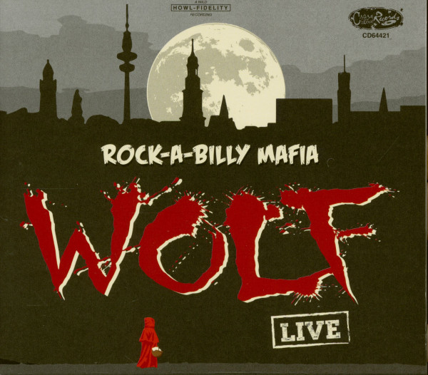Wolf - Live (CD)