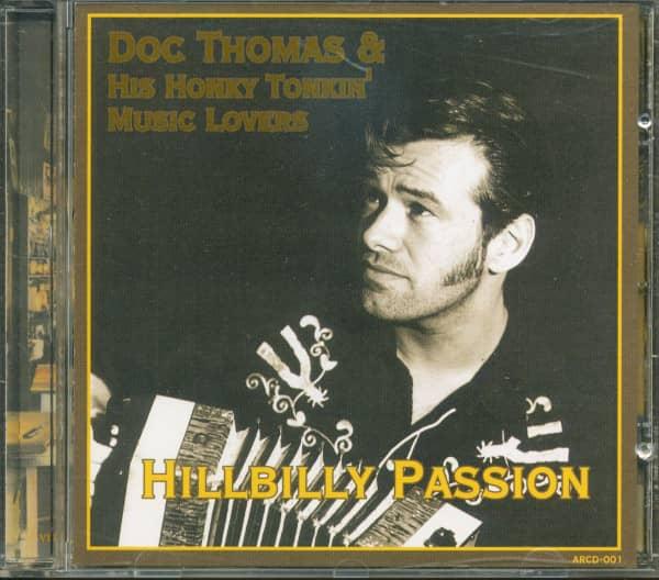 Hillbilly Passion (CD)