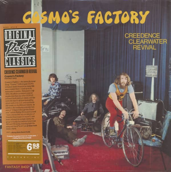 Cosmo's Factory (LP)