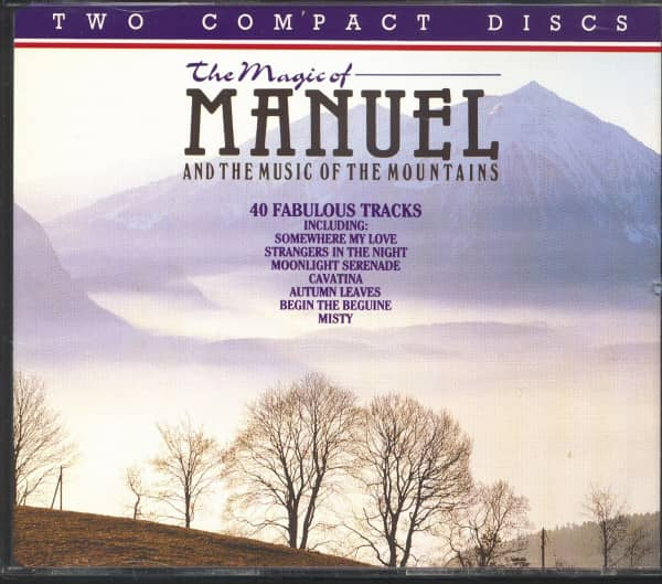 The Magic Of Manuel And The Music Of The Mountains (2-CD)