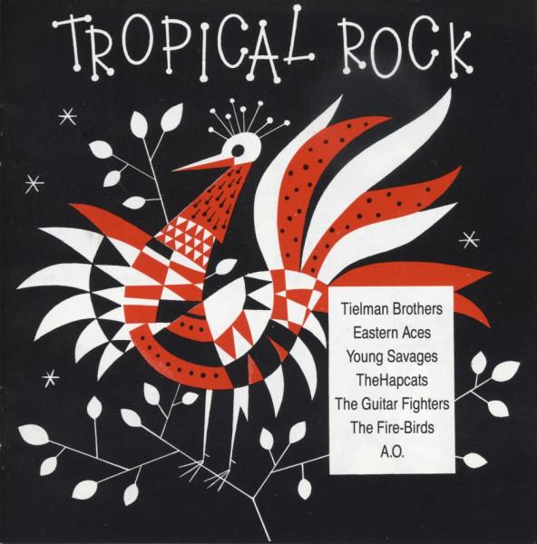 Tropical Rock Vol.2 (CD)