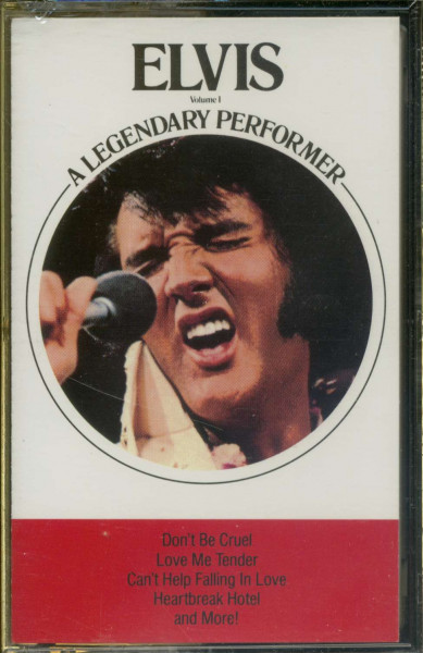 A Legendary Performer Vol 1. (MC)