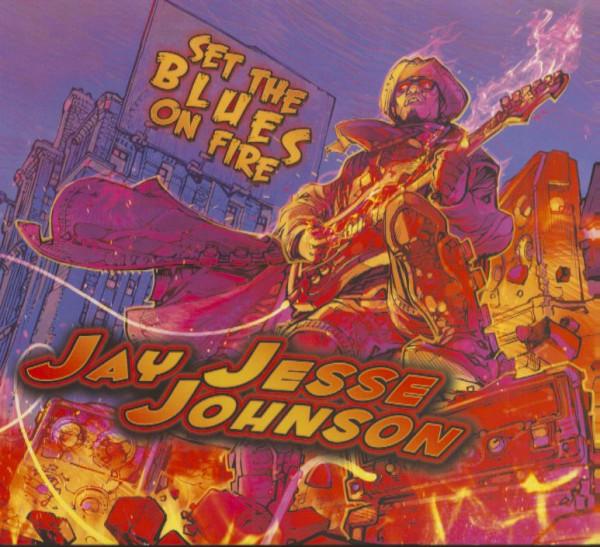Set The Blues On Fire