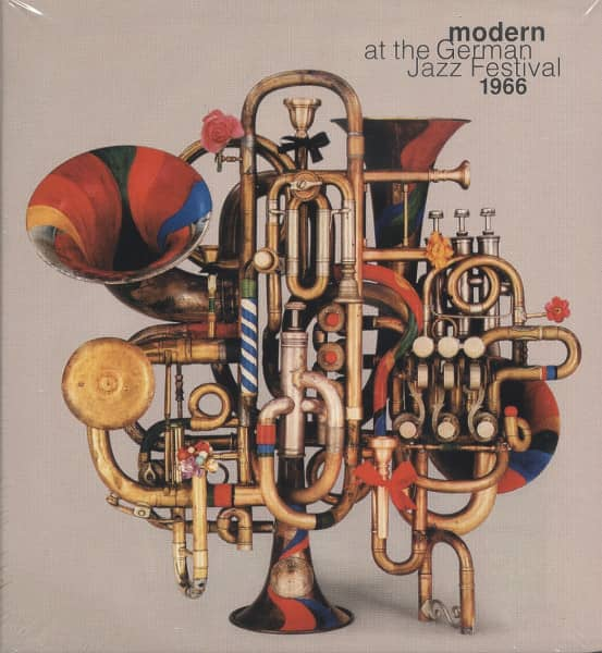 Modern At The German Jazz Festival 1966 (2-CD)