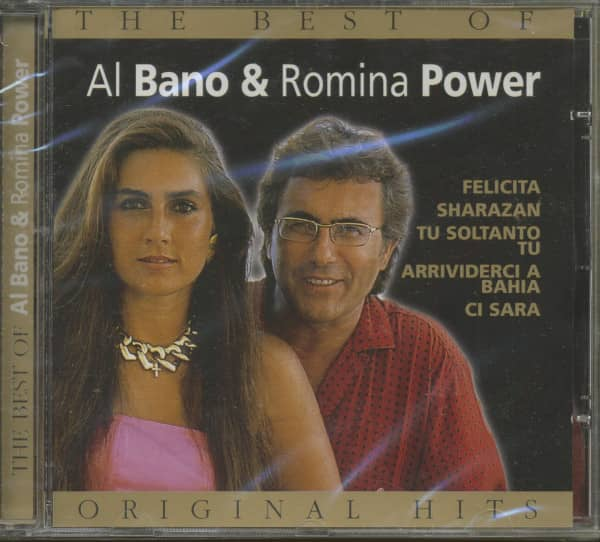 The Best Of Al Bano And Romina Power (Original Hit Recordings) (CD)