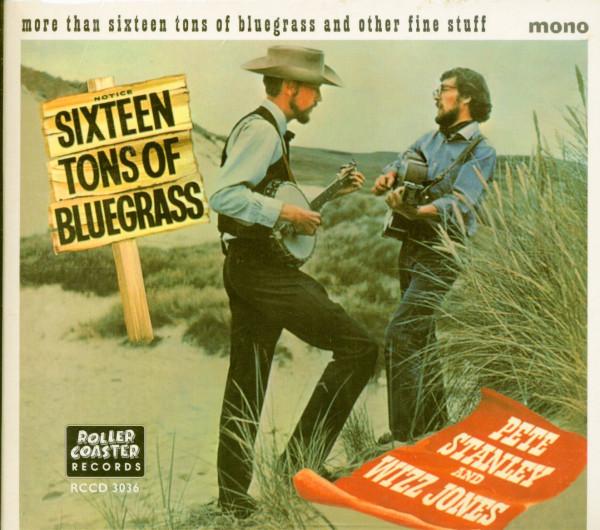 More Than Sixteen Tons Of Bluegrass (CD)