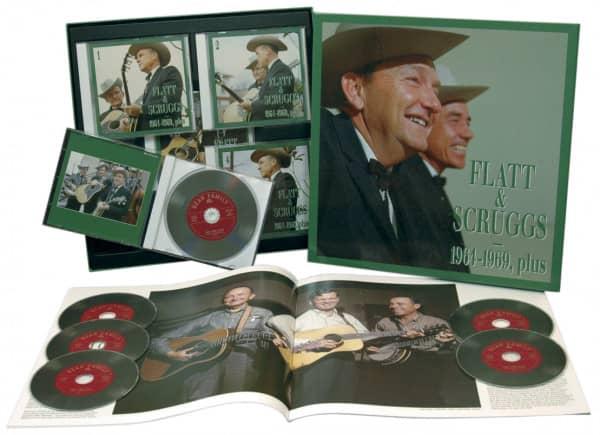 1964-1969, plus! (6-CD)