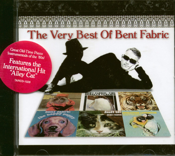 The Very Best Of Bent Fabric (CD)