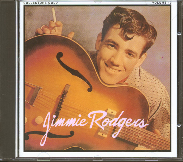 Collector's Gold - Jimmie Rodgers (CD)