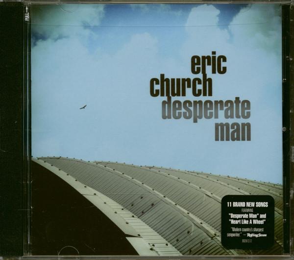 Desperate Man (CD)