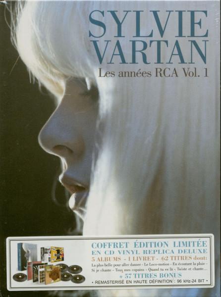 Les Annees RCA...plus Vol.1 (5-CD)