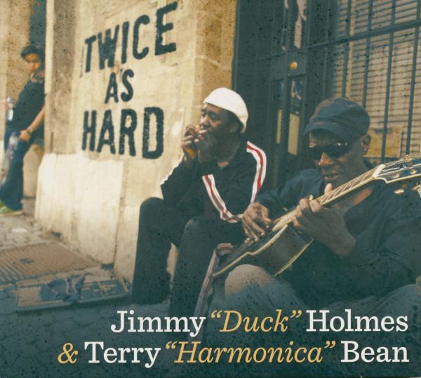 Twice As Hard (CD)