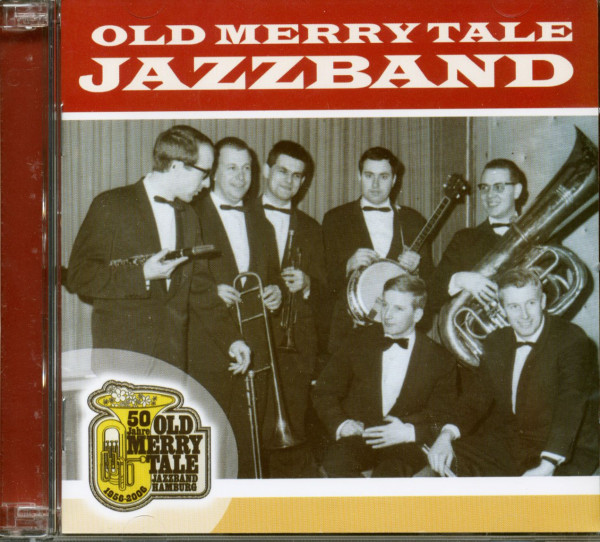 Old Merry Tale Jazzband (2-CD)