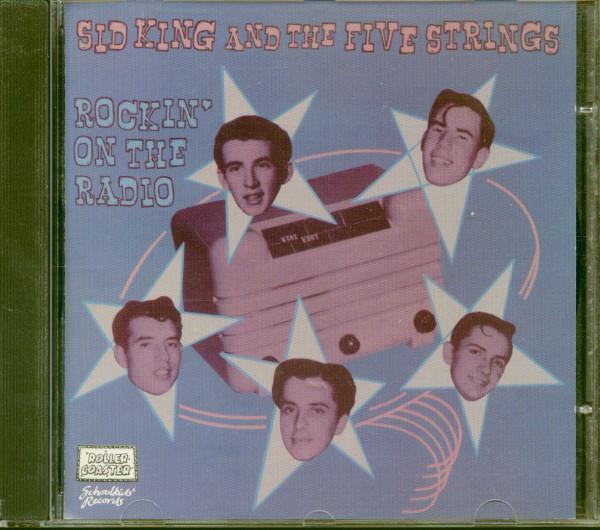 Rockin' On The Radio (CD)