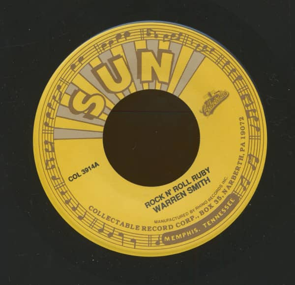 Rock 'n' Roll Ruby - I Got Love If You Want It (7inch, 45rpm)