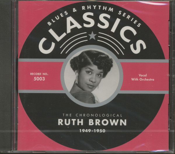 The Chronological Vol.1 - 1949-1950 (CD)
